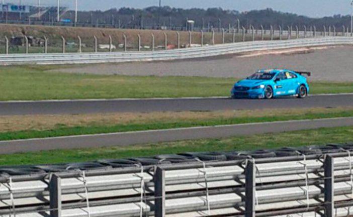 """WTCC: El """"Bebu"""" Girolami probó con el Volvo"""