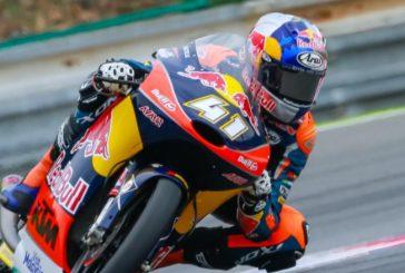 MotoGP: en Moto3, la pole es de Binder