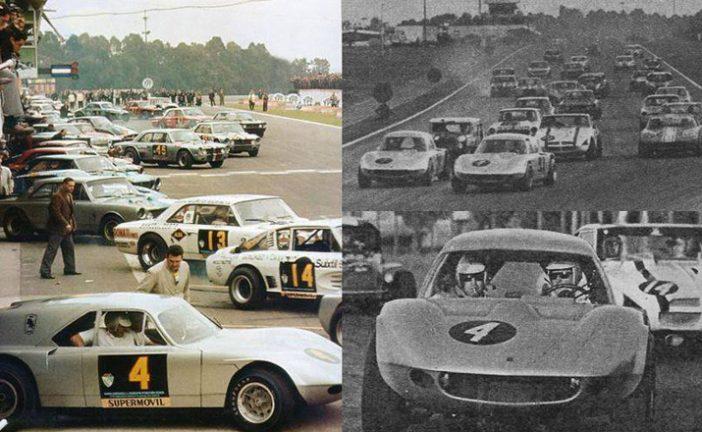 """17 de agosto de 1967, se corría la """"Copa Challenger"""""""