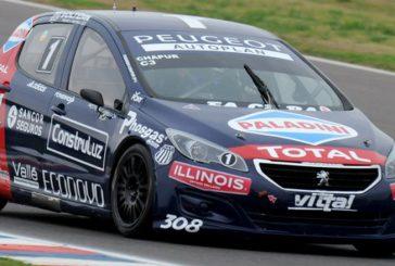 TN C3: Chapur se adueñó de la pole position