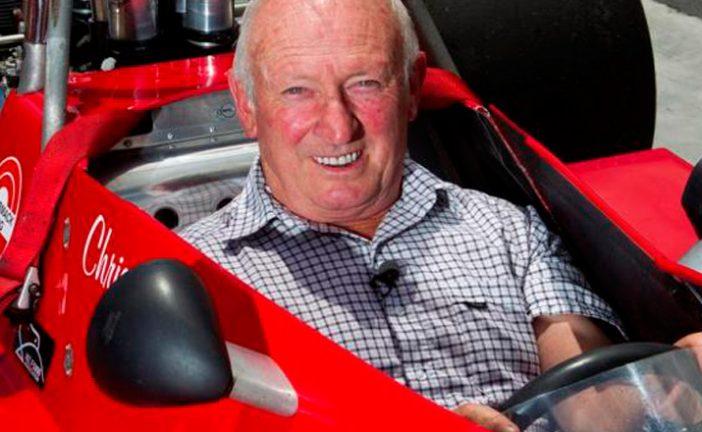 Falleció Chris Amon, expiloto de Fórmula 1