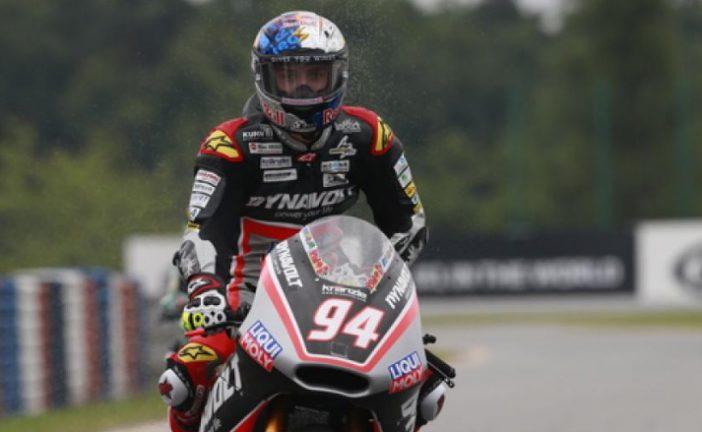 MotoGP: Moto2, Folger triunfa bajo la lluvia de Brno