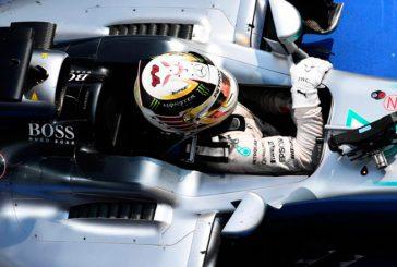 Fórmula 1: Hamilton cumplirá con la penalización de motor en Spa