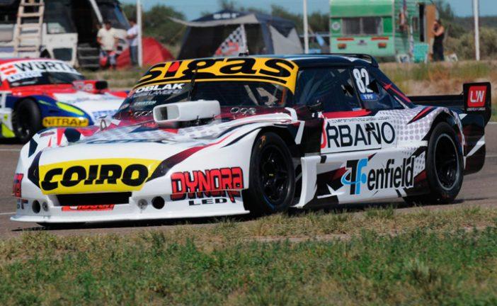 TC: Lambiris, el mejor tiempo en Paraná
