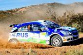 Rally Argentino: Ligato fue contundente en el primer día