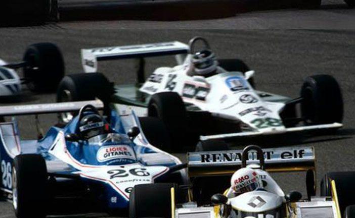 """10 de Agosto de 1980, el """"Lole"""" Reutemann se volvía a subir al podio"""