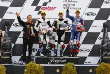 MotoGP: Moto3, McPhee toca la gloria en Brno
