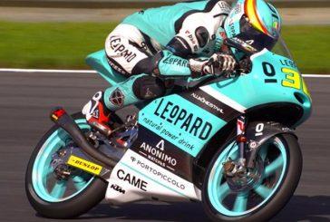 MotoGP: Mir estrena su palmarés con una magnífica pole en Moto3