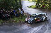 WRC: Ogier se distancia de los rivales