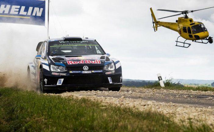 WRC: Ogier corta su racha sin victorias