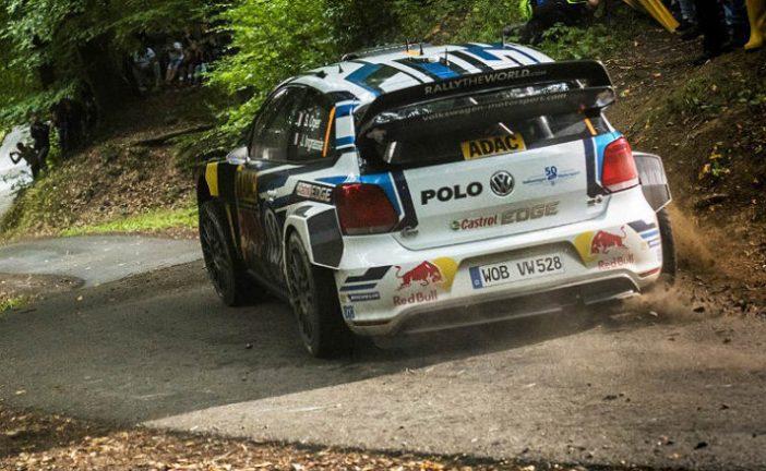 WRC: Ogier tomó las riendas en Alemania