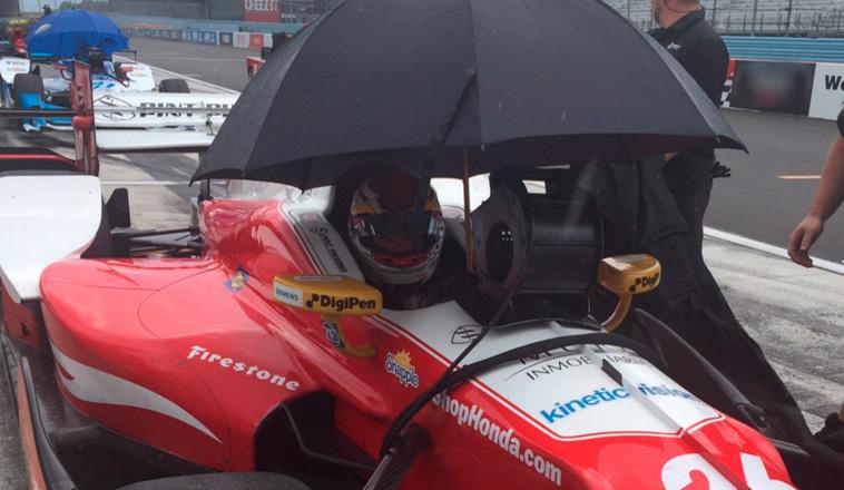 Indy Car: Hoy se corre en Pocono