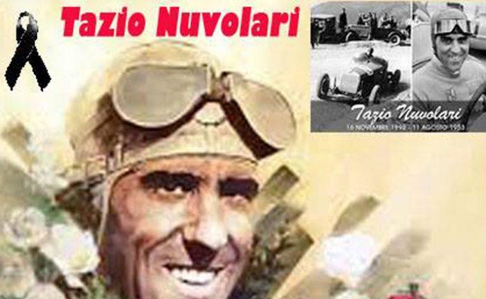 11/08/1953, fallecia Tazio Giorgio Nuvolari