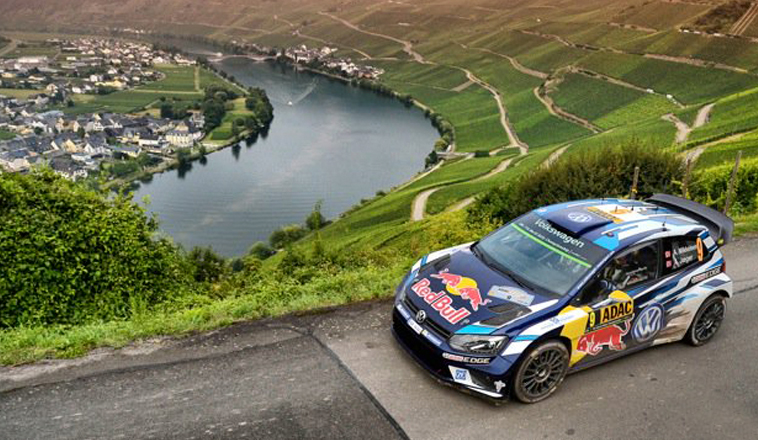 WRC: Mikkelsen lidera en Alemania
