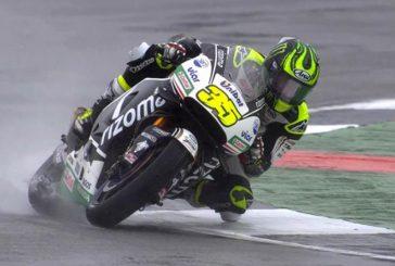 MotoGP: Crutchlow, como pez en el agua