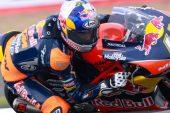 MotoGP: en Moto3, Binder logra una victoria vital en Silverstone