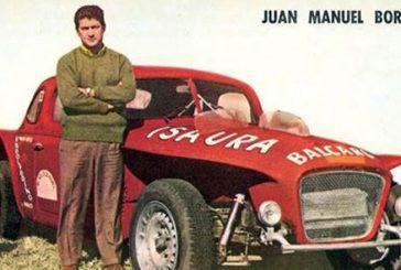 """15 de septiembre de 1963, La """"V Vuelta de Pehuajo"""" fue para Bordeu con la """"Coloradita"""""""