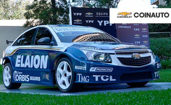 STC2000: Coinauto presenta al equipo Chevrolet