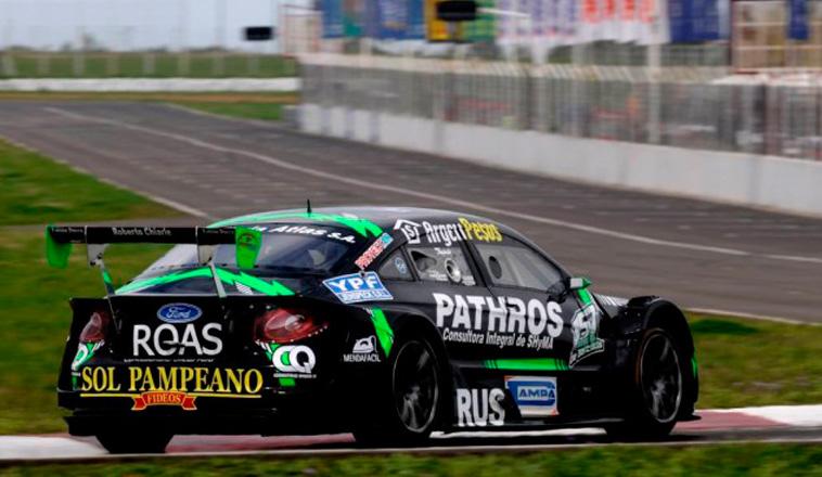 TRV6: De Benedictis fue el más veloz del viernes