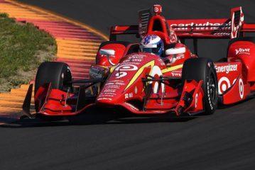 Indy Car: Dixon hizo la pole position en Watkins Glen