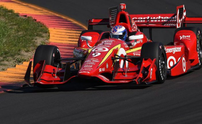Indy Car: Dixon hizo la pole position en Watkins Glen