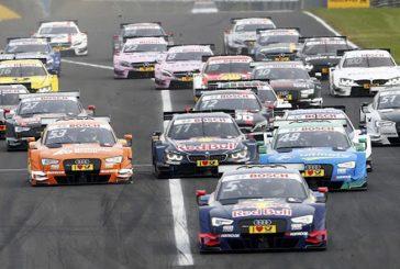 DTM: Ekstrom gana en el caos; Juncadella sube al podio