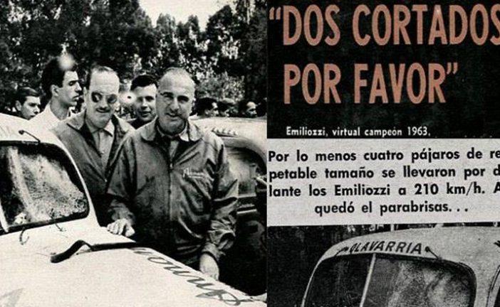 29 de septiembre de 1963, los hermanos Emilio se consagraban campeones