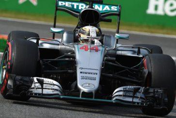 Fórmula 1: Hamilton logra su cuarta Pole en cinco años en Monza