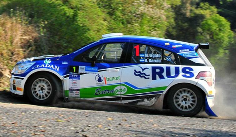 Rally Argentino: Ligato no para de ganar