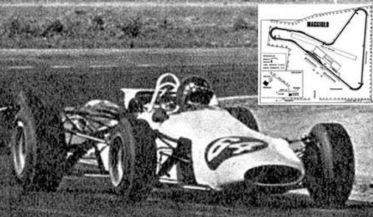 """21 de septiembre de 1969, el """"Lole"""" Reutemann ganaba en Fórmula 2"""
