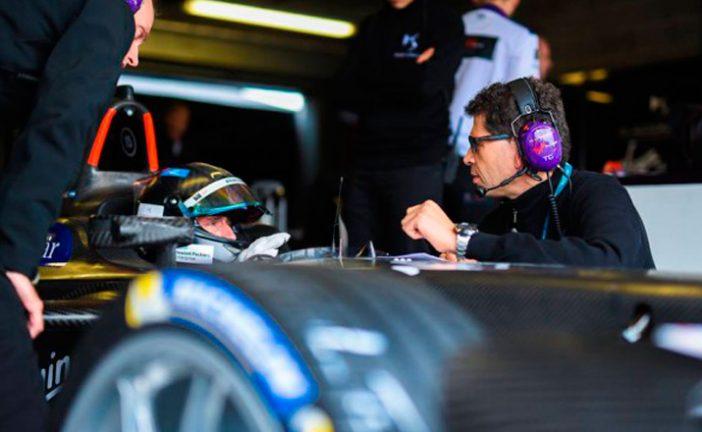 Fórmula E: 'Pechito' López es 2° en la mañana del martes
