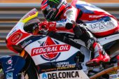 MotoGP: Sam Lowes firma la pole position de Moto2