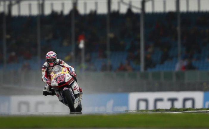 MotoGP: en Moto2, Lowes manda en Gran Bretaña