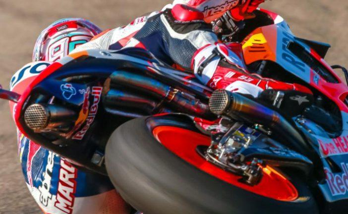 MotoGP: Márquez logra en Aragón su pole número 64