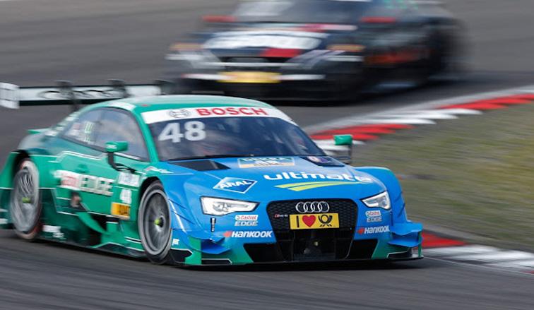 DTM: Edoardo Mortara gana en Nürburgring