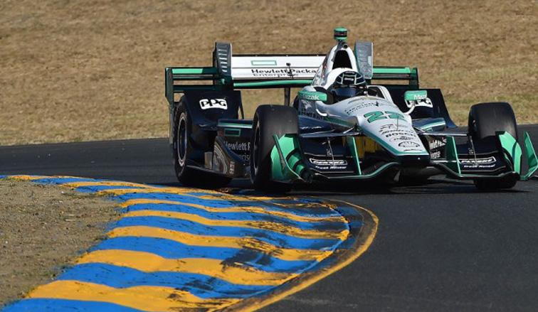 Indy Car: Pagenaud acaricia el título…pole y récord
