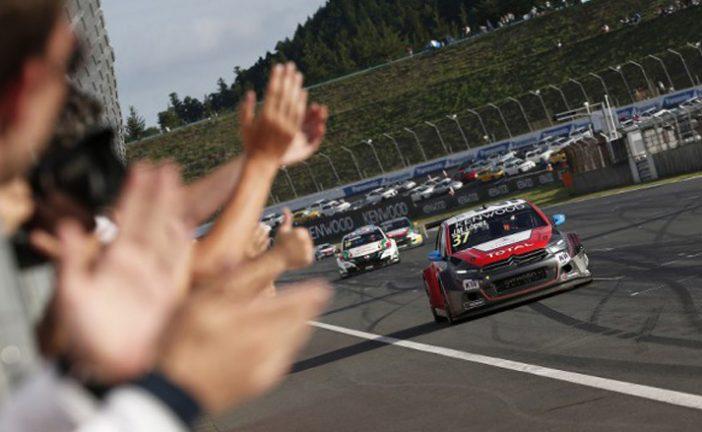 WTCC: Pechito se coronó tricampeón en Japón