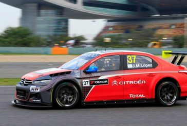 WTCC: Pole de «Pechito» López en China