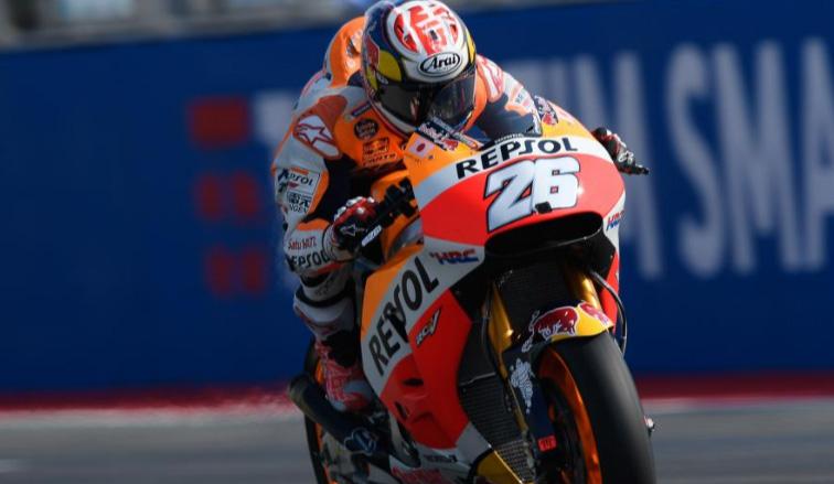 MotoGP: Pedrosa logró la victoria tras una maravillosa remontada