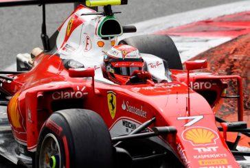 Fórmula 1: Raikkonen prueba los Pirelli 2017 en Barcelona