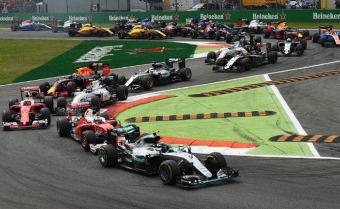 Fórmula 1: Rosberg gana en Monza