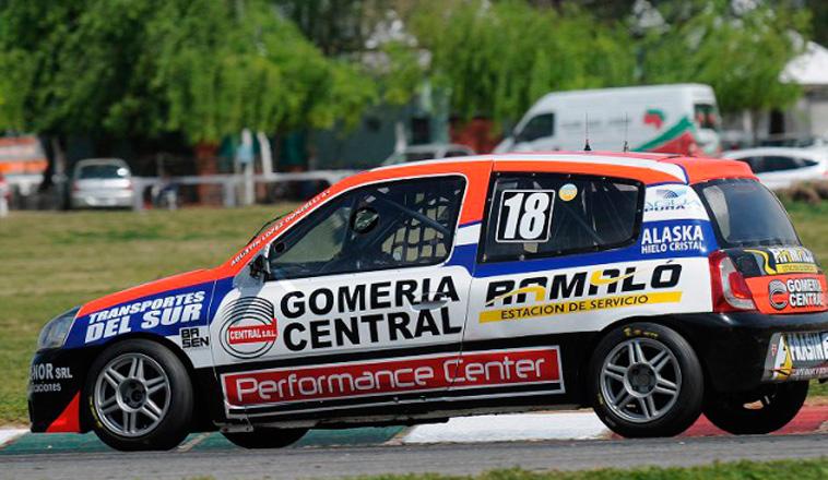 TN C2: López Donzelli lideró la clasificación inicial