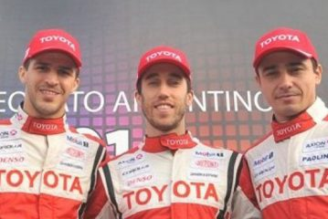 STC2000: Se accidentaron Esteban Guerrieri, Matías Rossi y Matías Milla
