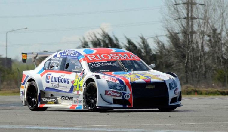 TR V6: Trosset arrancó dominando