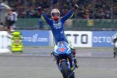 MotoGP: Viñales toca la gloria en Silverstone