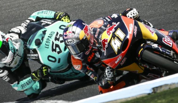 MotoGP: Moto3; Brad Binder, inalcanzable también en Australia