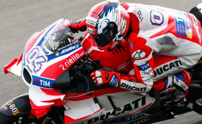 MotoGP: Pole Position de Dovizioso en Malasia
