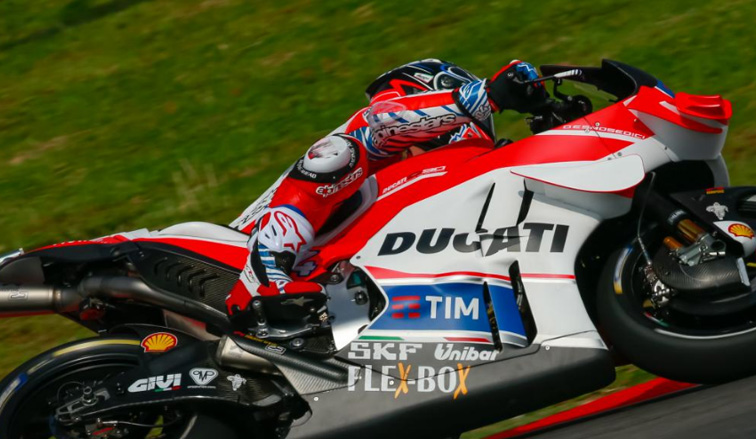 MotoGP: Victoria de Dovizioso en el Gran Premio de Malasia