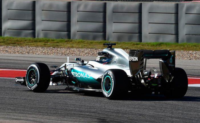 Fórmula 1: Hamilton se impone en los Libres 1 del GP de Estados Unidos