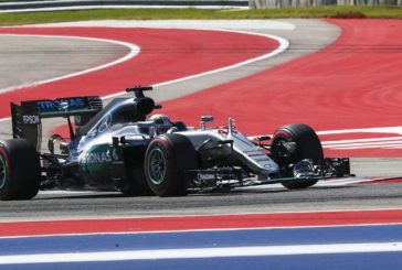 Fórmula 1: Hamilton gana la carrera en Austin